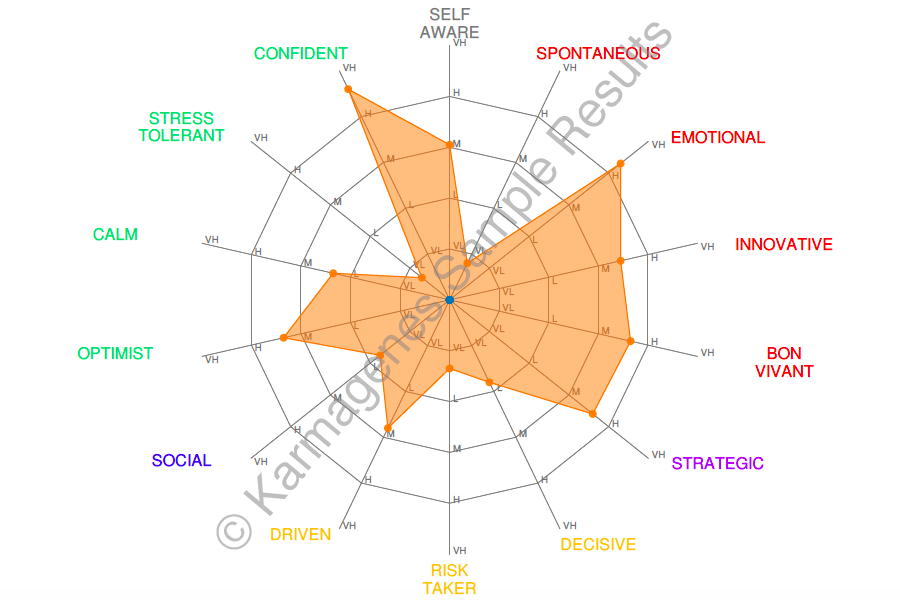 Quick assessment: Only psychometric analysis