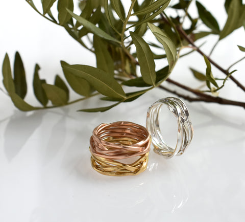 lattice thin rings 2