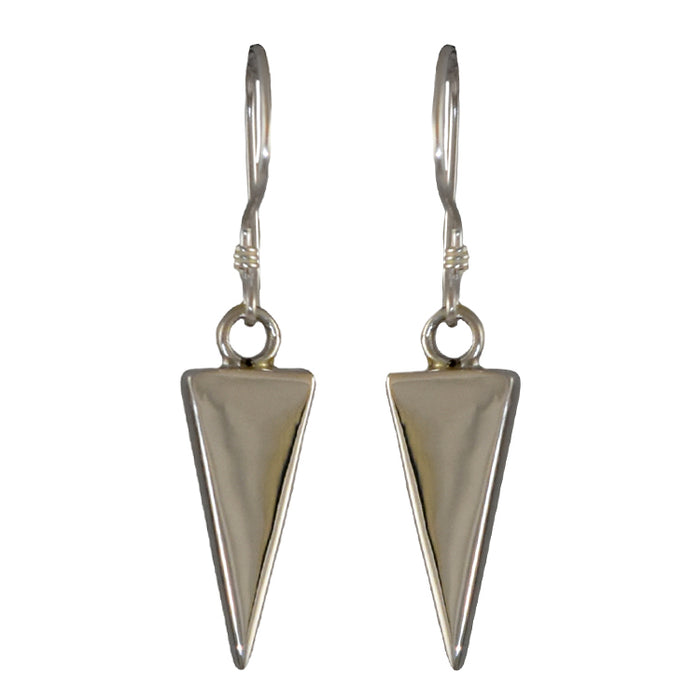 Dainty Prisma Drop Earrings