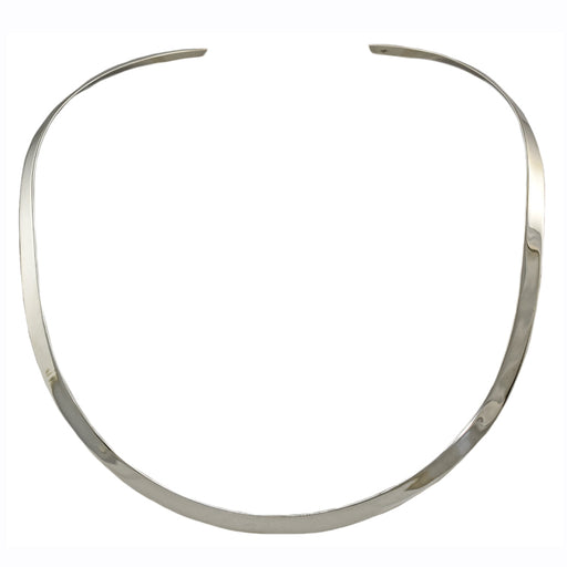 Vogue Silver Choker Large