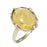 Yulya Citrine Ring