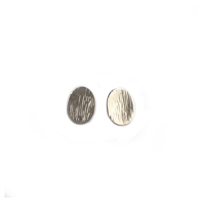 Roma Ovals Stud Earrings