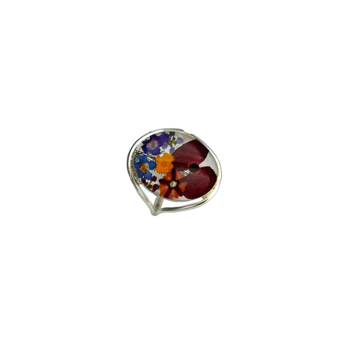 Flores Mixed Flower Ring