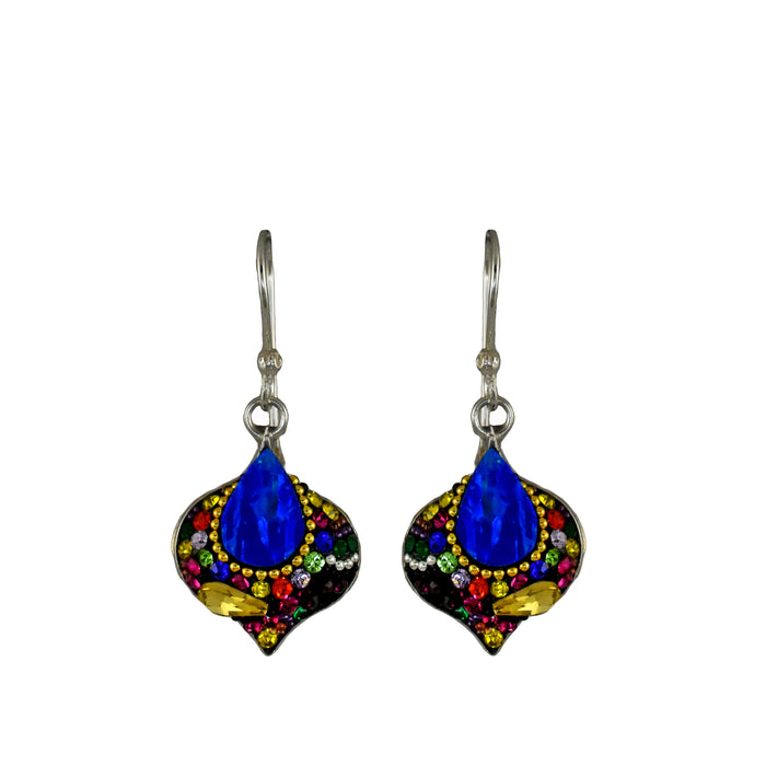 Allegra Bauble Drop Earrings