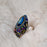 Allegra Iridescent Ring