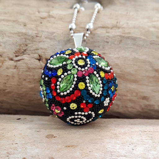 Allegra Multi Sphere Chimeball Pendant