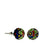 Allegra Multi Sphere Stud Earrings