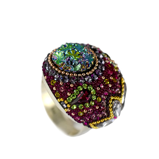 Allegra Ruby Ring
