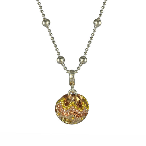 Allegra Gold Dream Mini Sphere Pendant