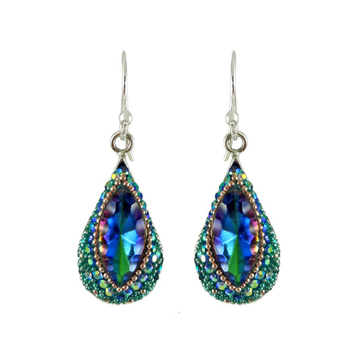 Allegra Verdi Antique Earrings