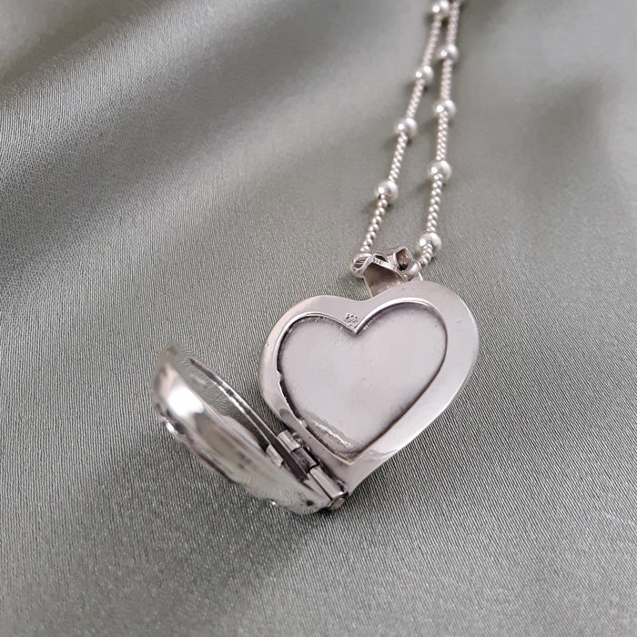 Locket Antique Heart