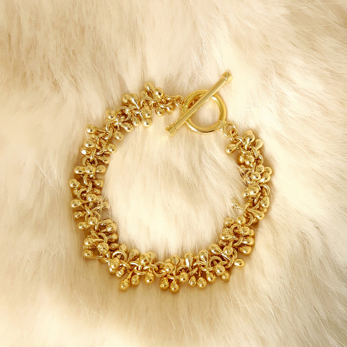 Bella Gold Links Bracelet
