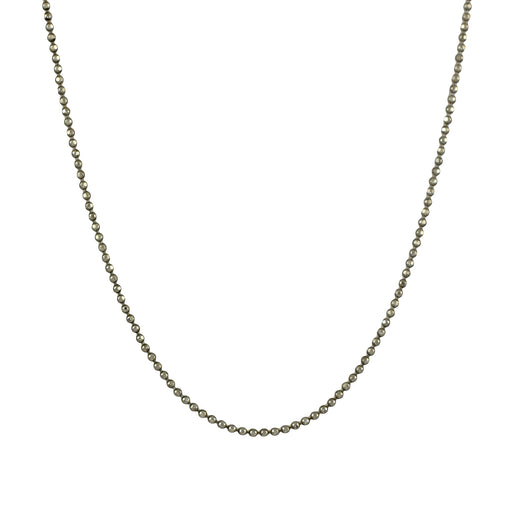 Bobble 40cm Sterling Silver Chain