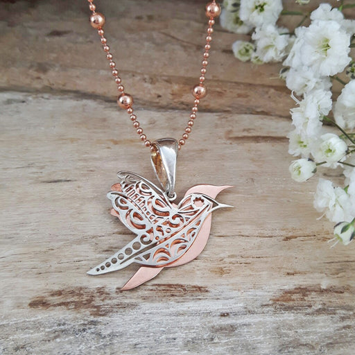 Celtic Dove Pendant
