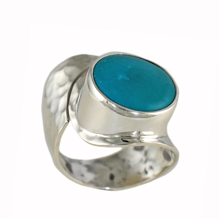 Cezanne Turquoise Ring