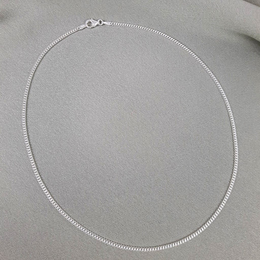 Curb 45cm Chain Necklace