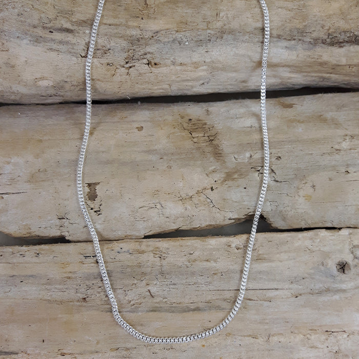 Curb 40cm Chain Necklace