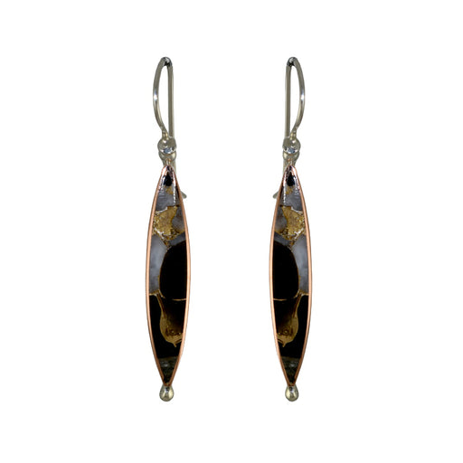 Delphi Sardonyx Drop Earrings