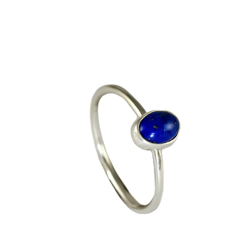 Dotty Lapis Ring
