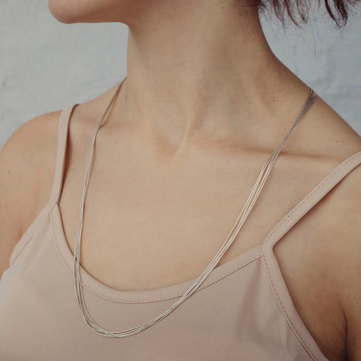 Evelyn 5 - 70cm Necklace