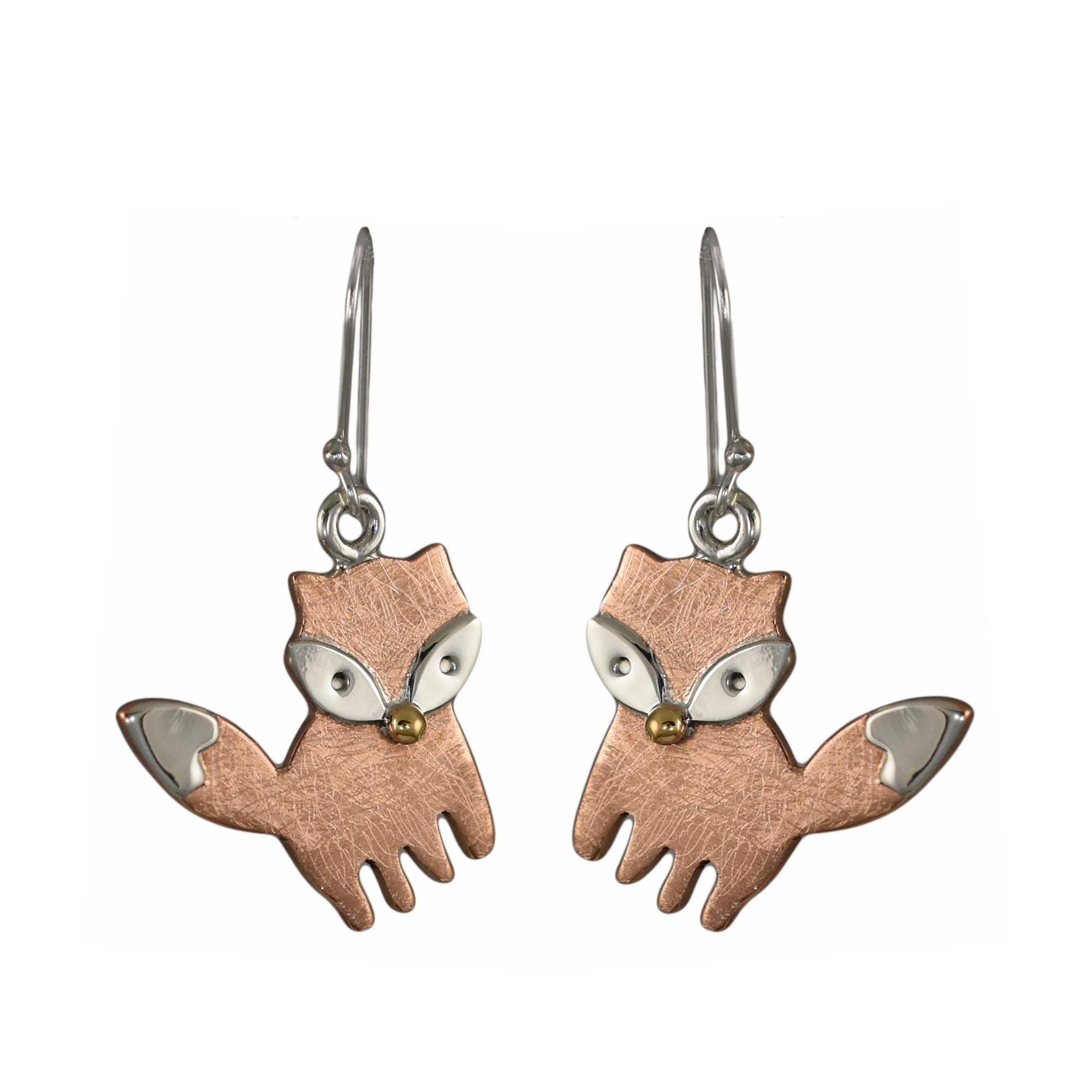 Duet Finlay Fox Drop Earrings