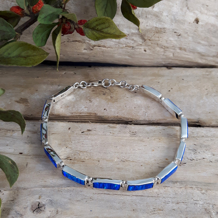 Flinder Blue Drift Bracelet