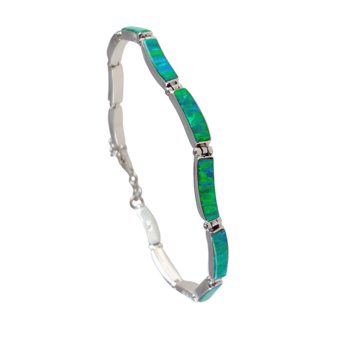 Flinder Green Drift Bracelet
