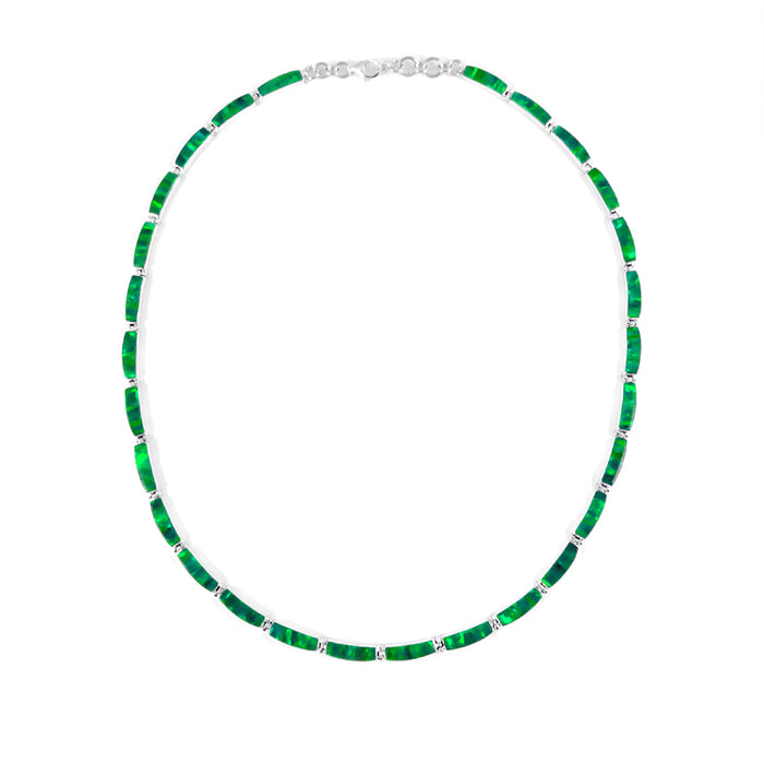 Flinder Green Drift Necklace
