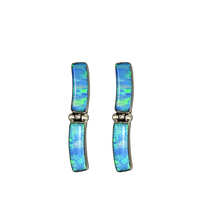 Flinder Turquoise Drift Earrings