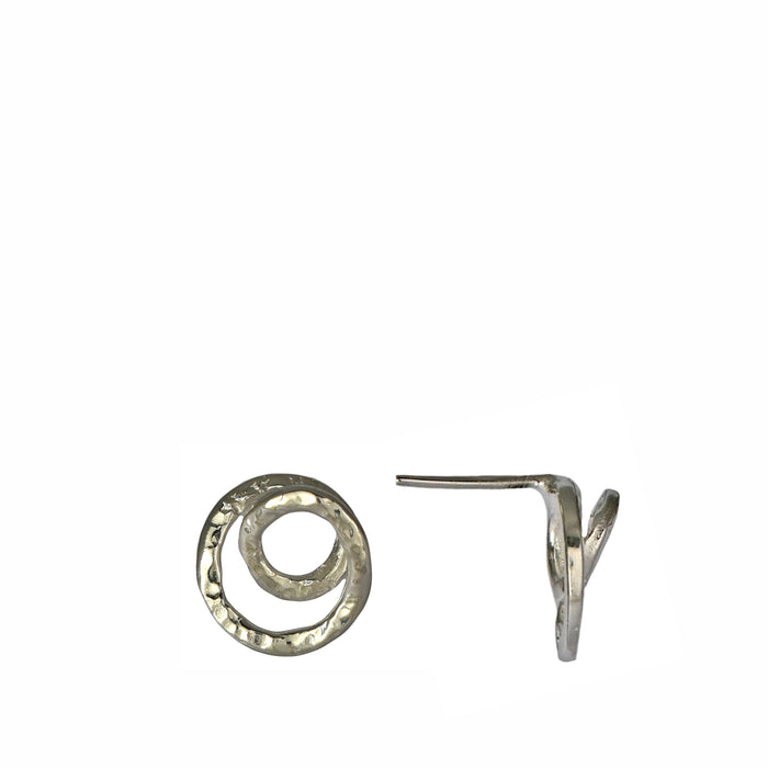 Foresta Caracol Stud Earrings