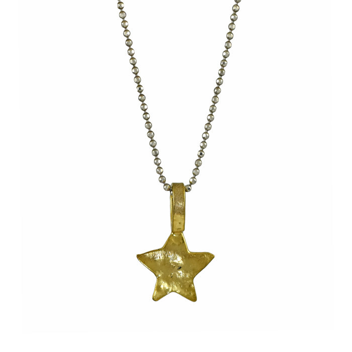 Foresta Claire Star Gold Charm