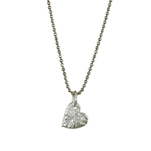 Foresta Claire Silver Heart Charm