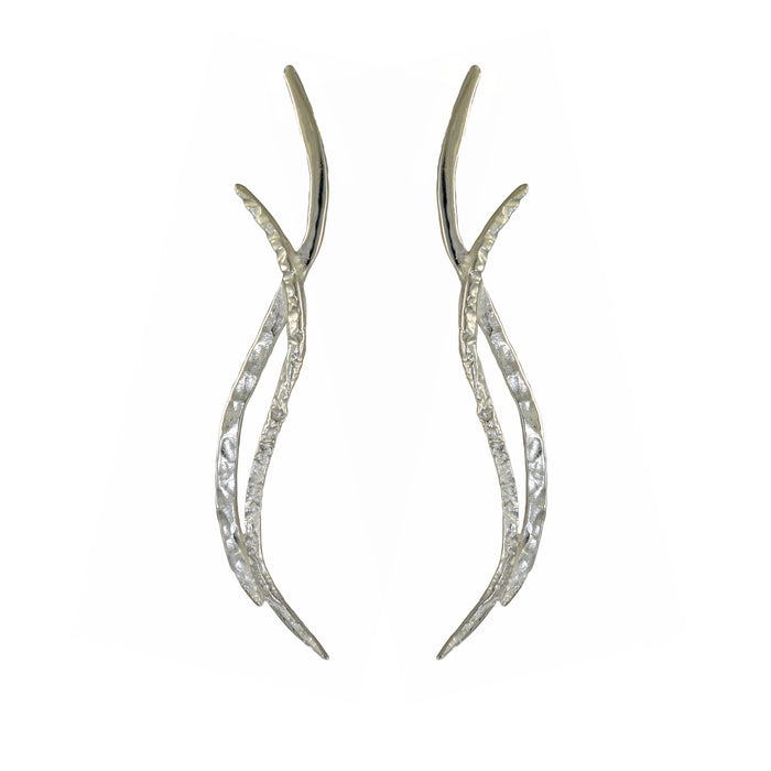 and earrings silver stud home pearl en drop london