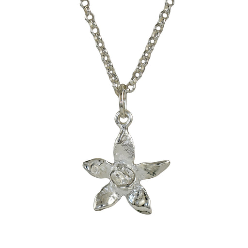 Foresta Starflower Charm Pendant