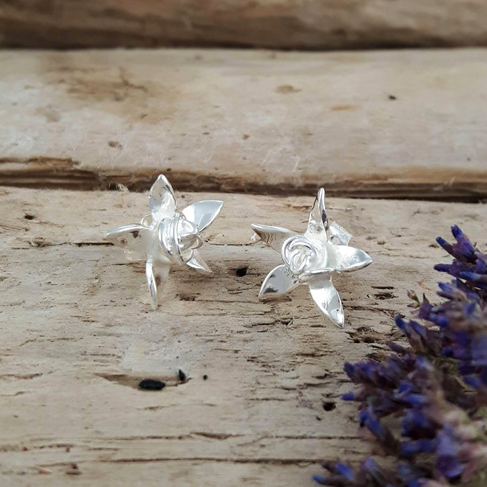 Foresta Tiny Starflower Stud Earrings