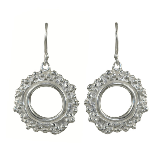 Foresta Tiara Halo Drop Earrings