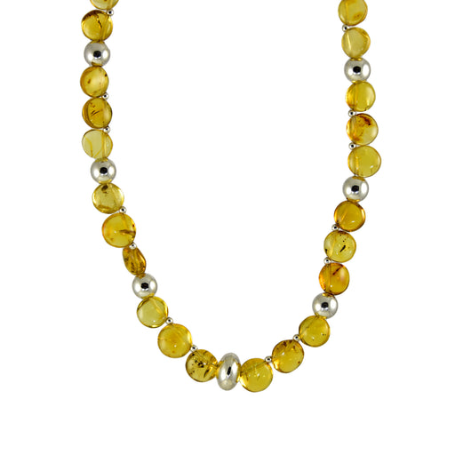 Amber Freda Necklace