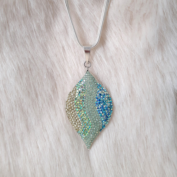 Gala Ice Drop Pendant