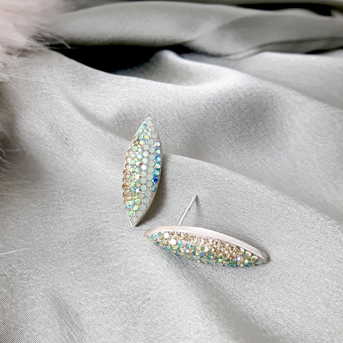 Gala Ice Stud Earrings