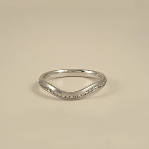 Gerstner 750 White Gold Diamond Ring 49019/2.5