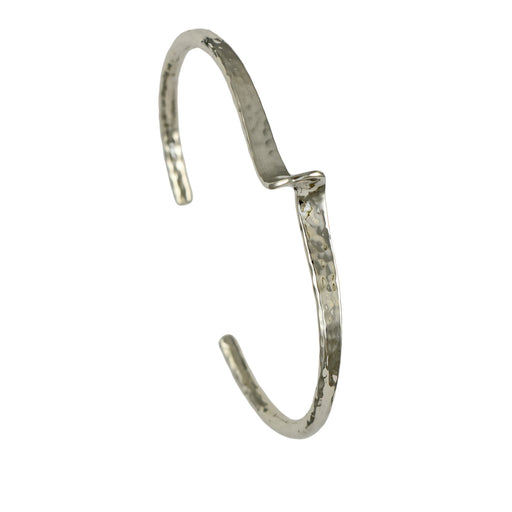 Hawaii Heavy Hammered Cuff