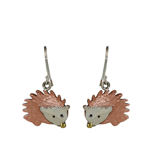 Duet Hamish Hedgehog Drop Earrings