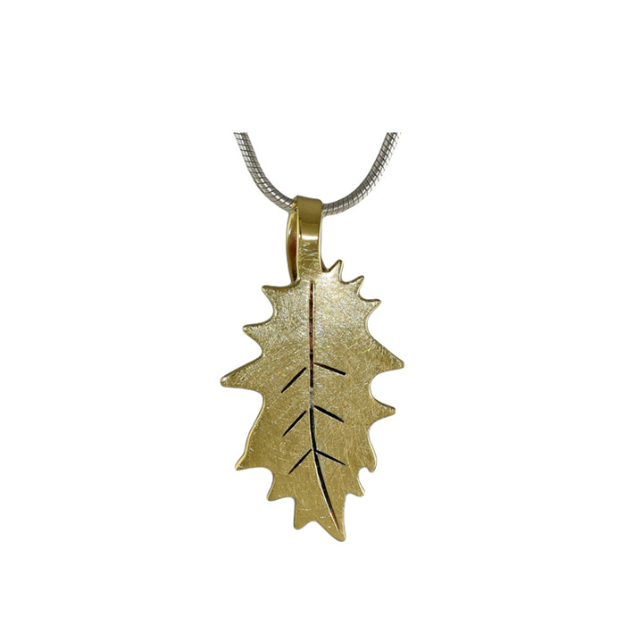 Holly Tumbaga Pendant