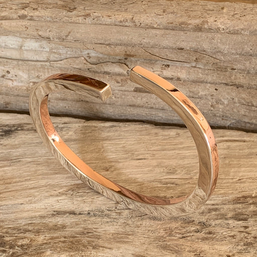 Br Duo Aura Bangle AG CU