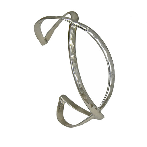 Jazz Hammered Cuff
