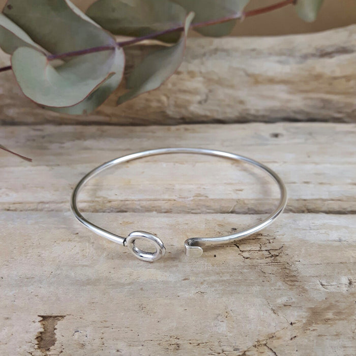 Joy Polished Bangle