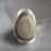 Monet Imperial Jasper M Oval Ring-A