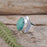 Monet Spring Chrysocolla S Ring A