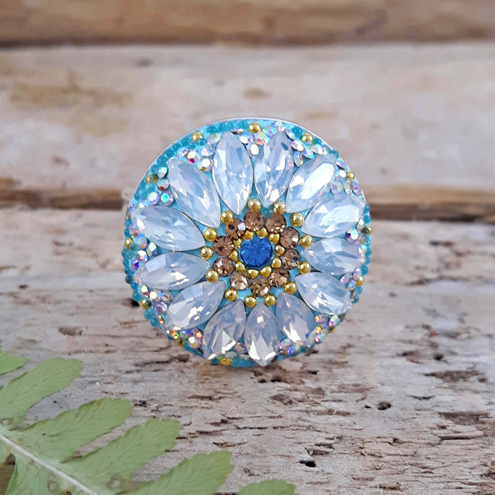Allegra Daisy Dream TQ Disc Ring