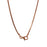 Quadra Rose Gold Chain 200 45cm